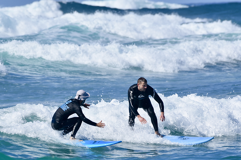 Surf Courses in Fuerteventura